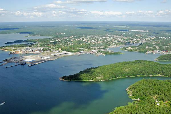 Uusikaupunki Harbour