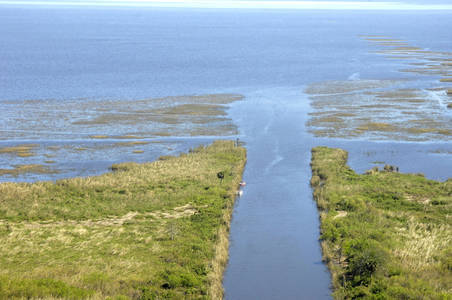Auxiliary Floodway Channel