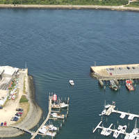 Sandwich Harbor Inlet