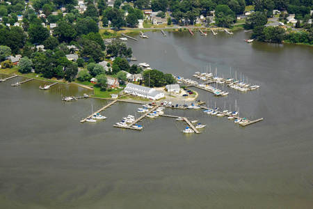 Monroe Bay Marina and Campground