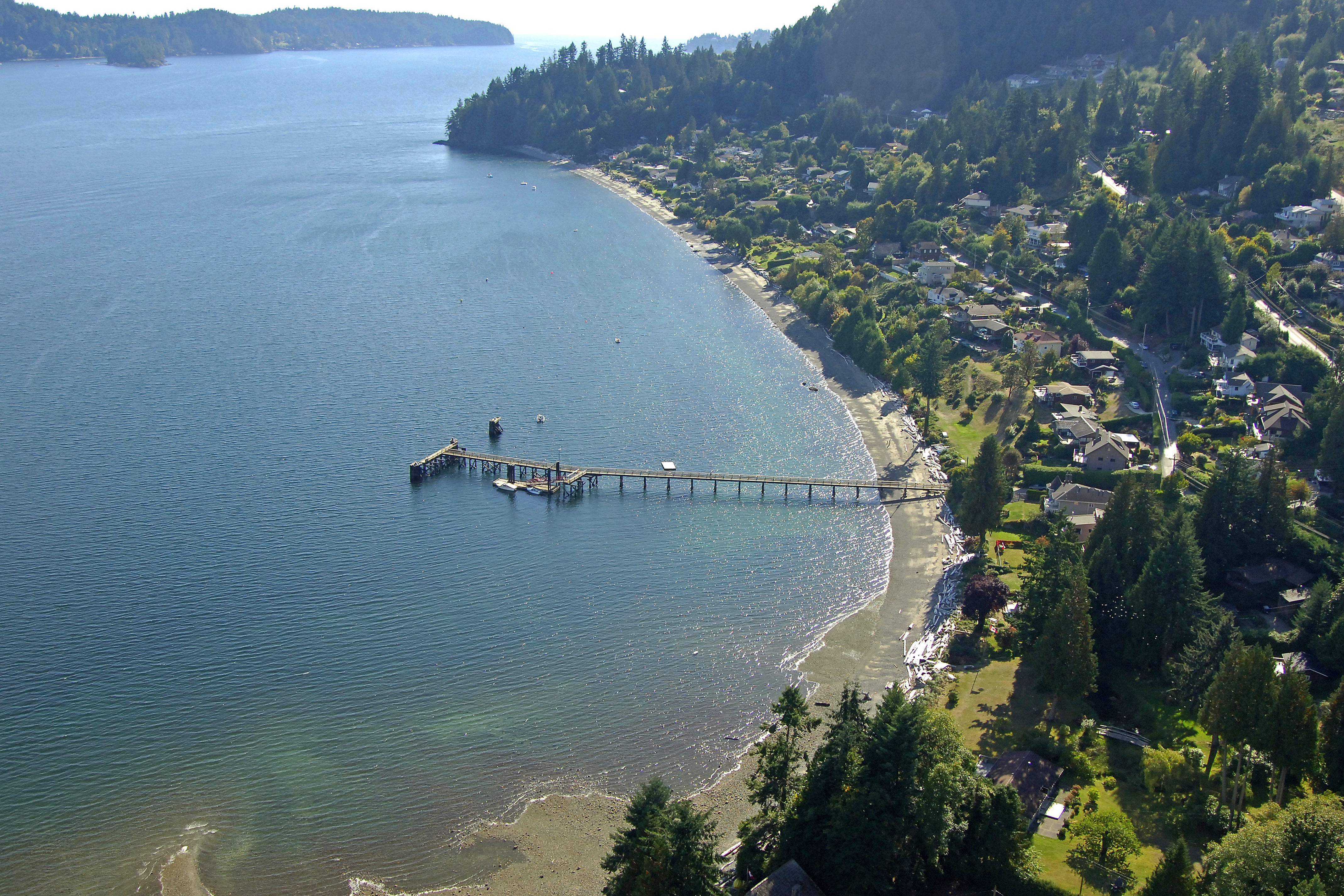 Hopkins Landing Bed And Breakfast In Gibsons Bc Canada