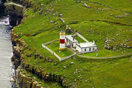 Clythness Lighthouse