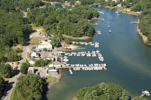 Witch Cove Marina