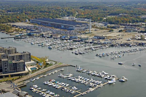 Hingham Shipyard Marina
