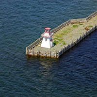 Belliveau's Cove Lighthouse