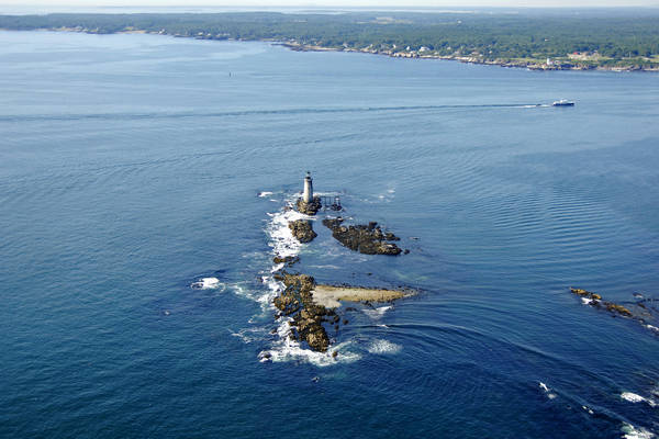 Ram Island Ledge Lighthouse