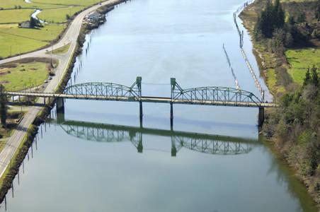 South Coos River Highway Lift Bridge