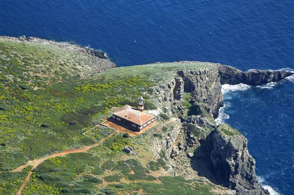 Giannutri Light (Punta Rosso Light)