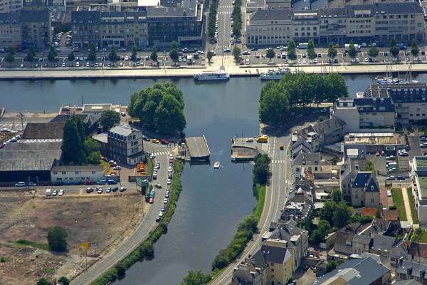 Caen Canal Bridge
