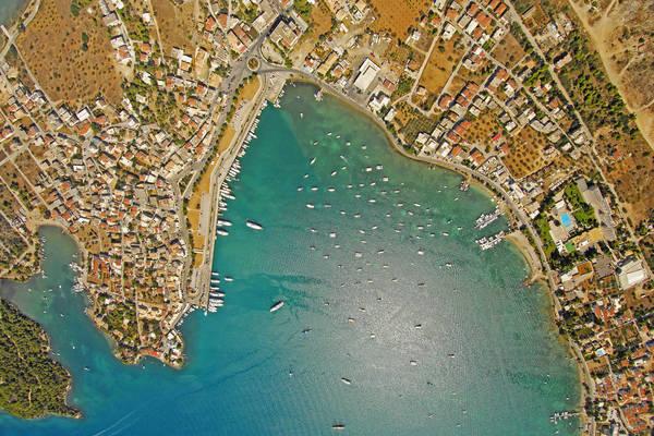 Portokheli Yacht Harbour