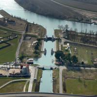 Canale Di Bevazzana Lock