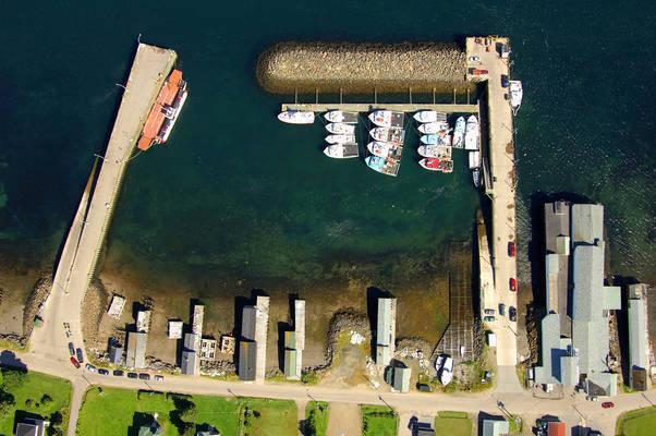 Westport Ferry Wharf Harbour