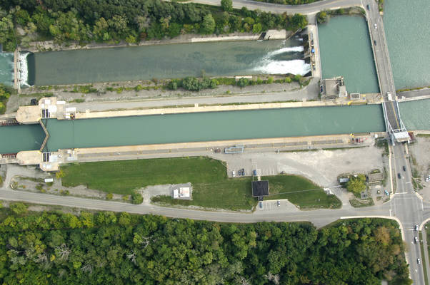 Welland Canal Lock 1