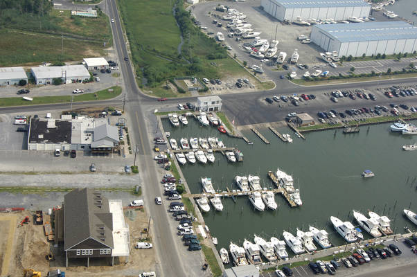 O.C. Fishermans Marina Inc