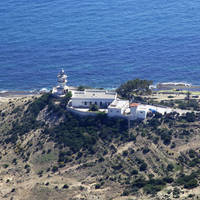 Cape Huertas Light