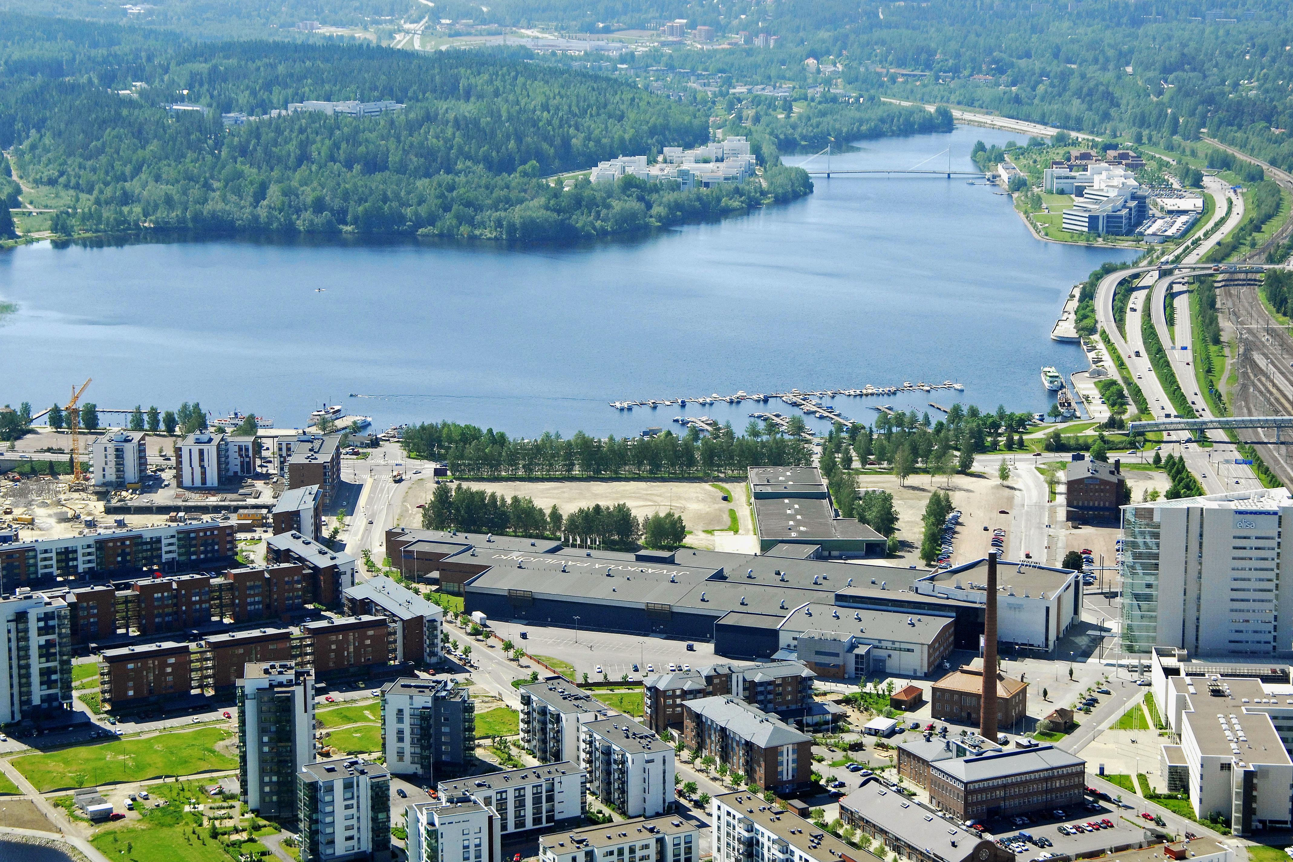 Jyväskylä-Helsinki