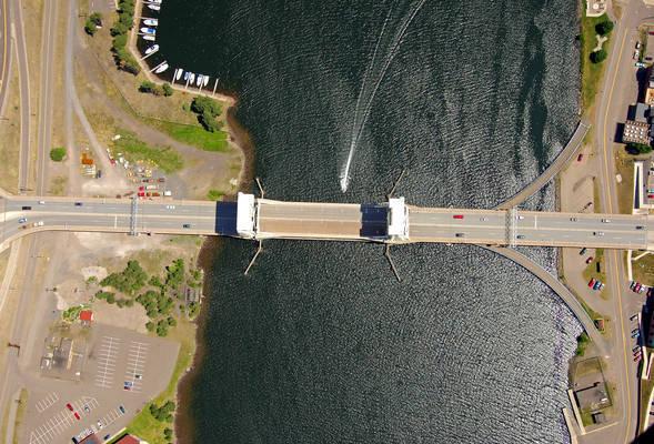 Portage Lift Bridge