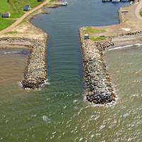 Grand Etang Harbour Inlet