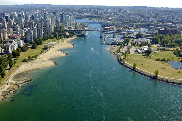 False Creek Inlet