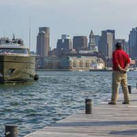 Charlestown Marina, Boston Harbor