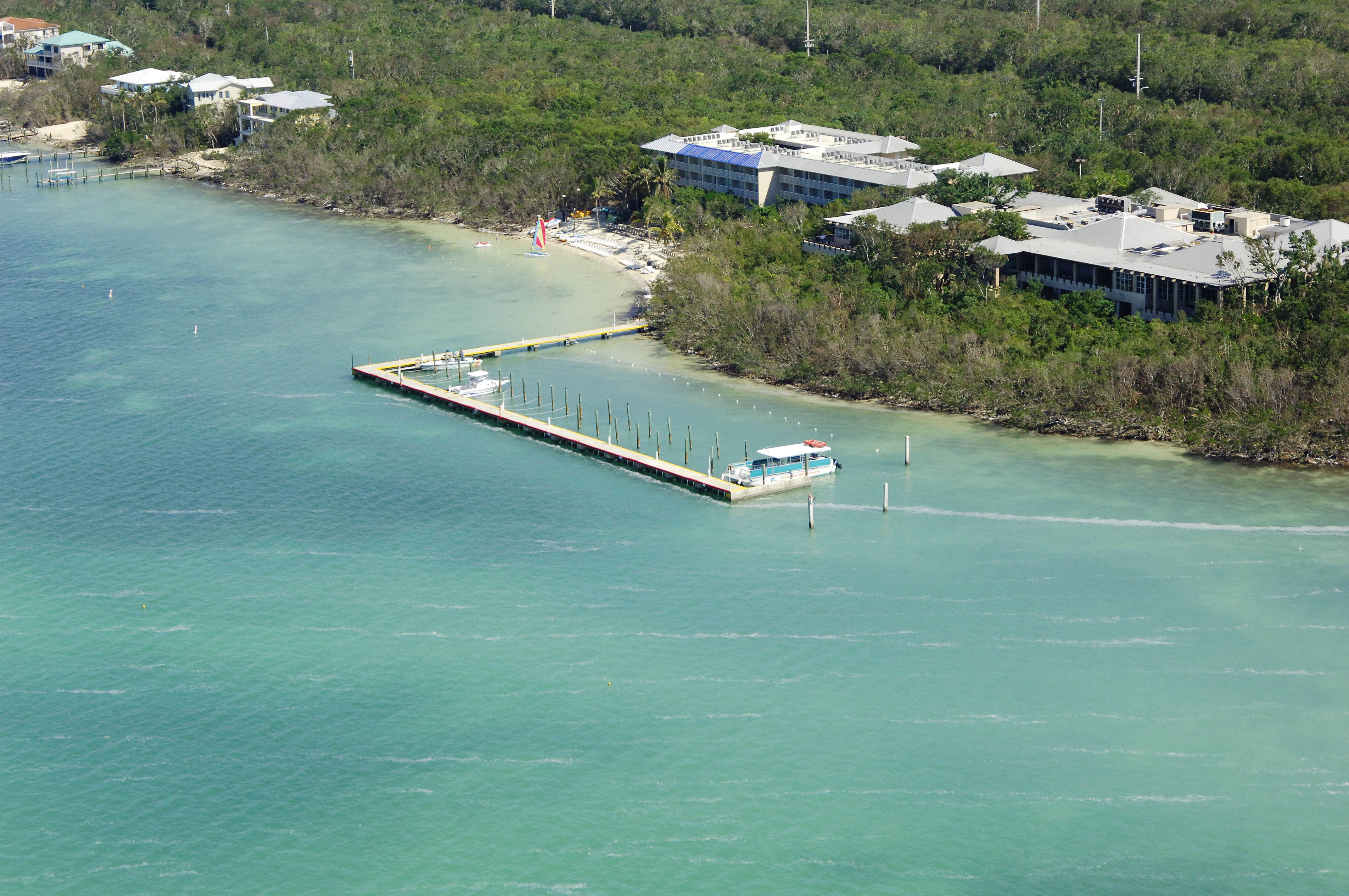 Sheraton Beach Resort Marina