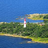 Salgrund Lighthouse