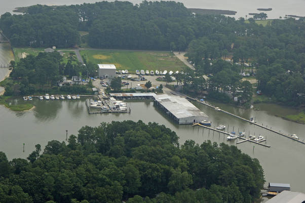 Smith Point Marina