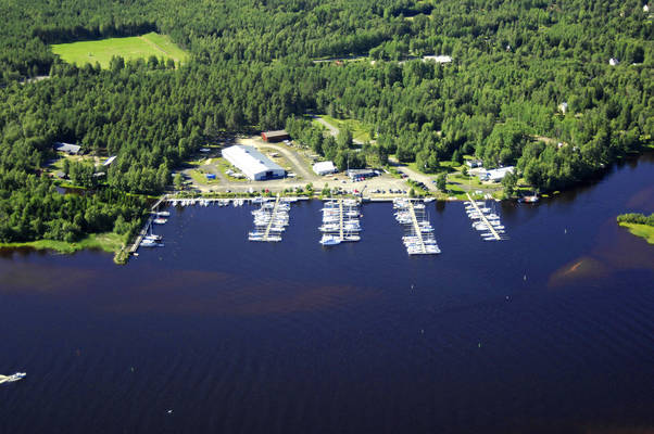 Oulu Hietasaari Marina