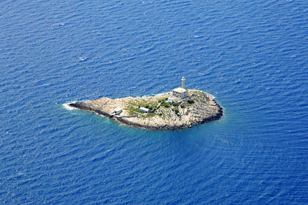 Blitvenica Lighthouse