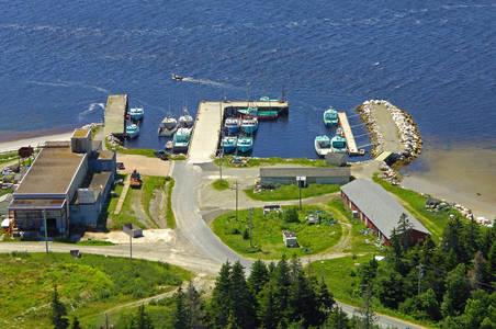 Eastside Port L'Hebert Harbour