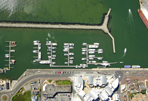 Dolphin Haven Marina