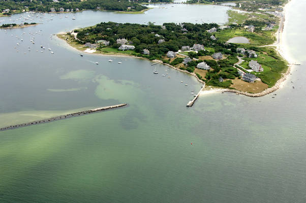 West Falmouth Harbor Inlet