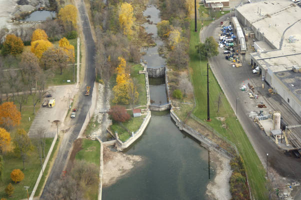 Fox River Lock 2