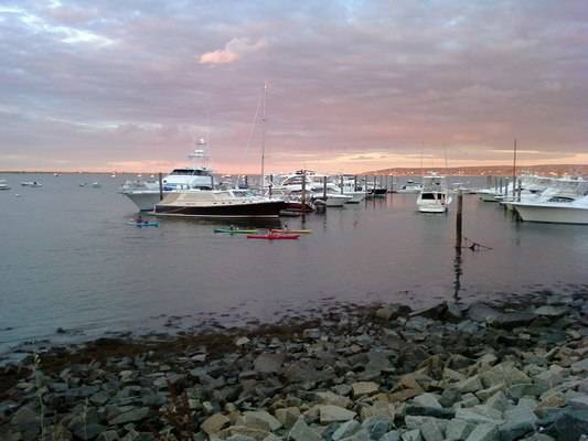 Safe Harbor | Plymouth Marine