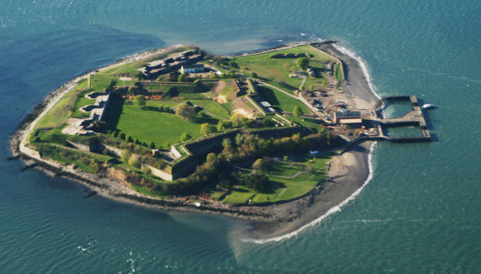 Boston Harbor Islands: Georges Island