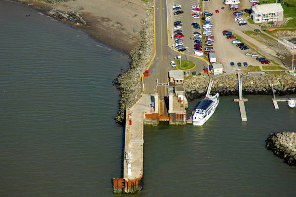 Riviere Du Loup Ferry