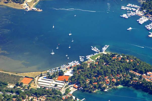 Plava Laguna Mulandarija Harbour