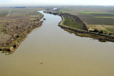 Sacramento River North Inlet