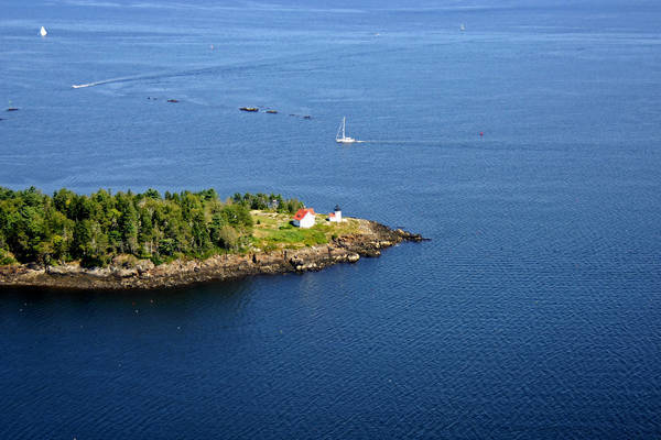 Curtis Island Lighthouse