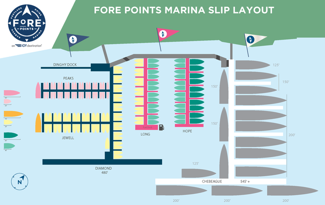 Fore Points Marina