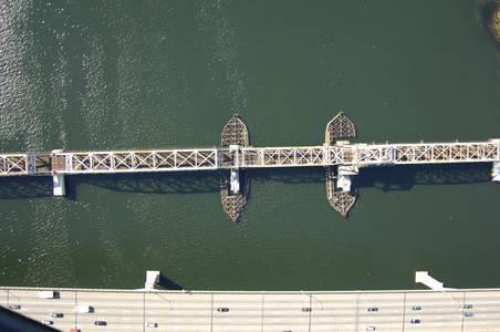 Amtrack Railroad Bridge
