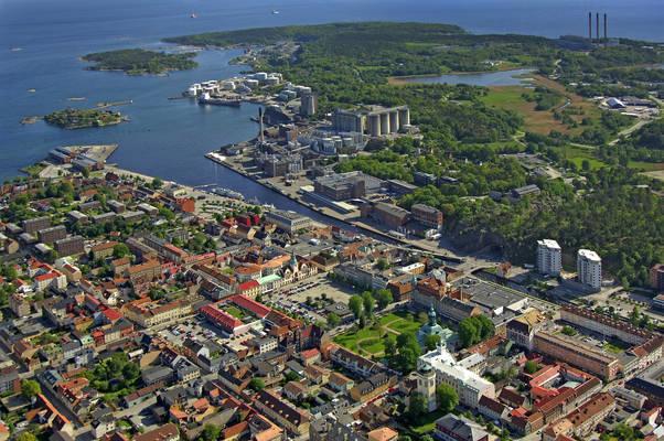Karlshamn Pirgatan Marina