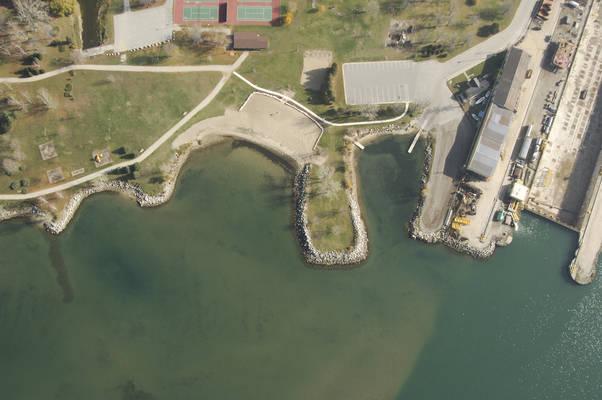 City of Sturgeon Bay Sunset Park Launching Ramp
