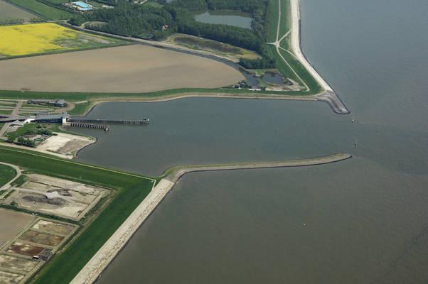 Veerhaven Kruiningen Ferry