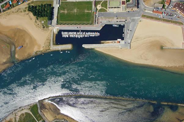 Puerto De Suances Cantabria Marina