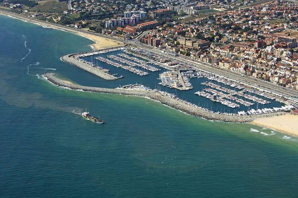 Port Masnou Marina