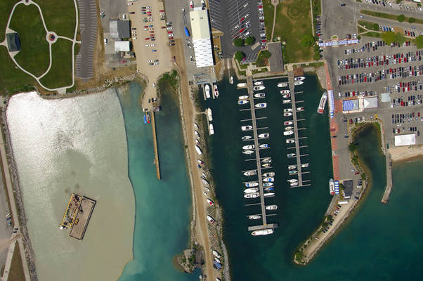 Mackinaw City Municipal Marina Ramp