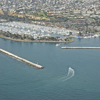 Dana Point Harbor Inlet