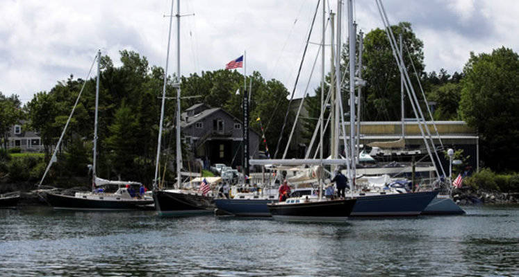Hinckley Yacht Services Northeast Harbor