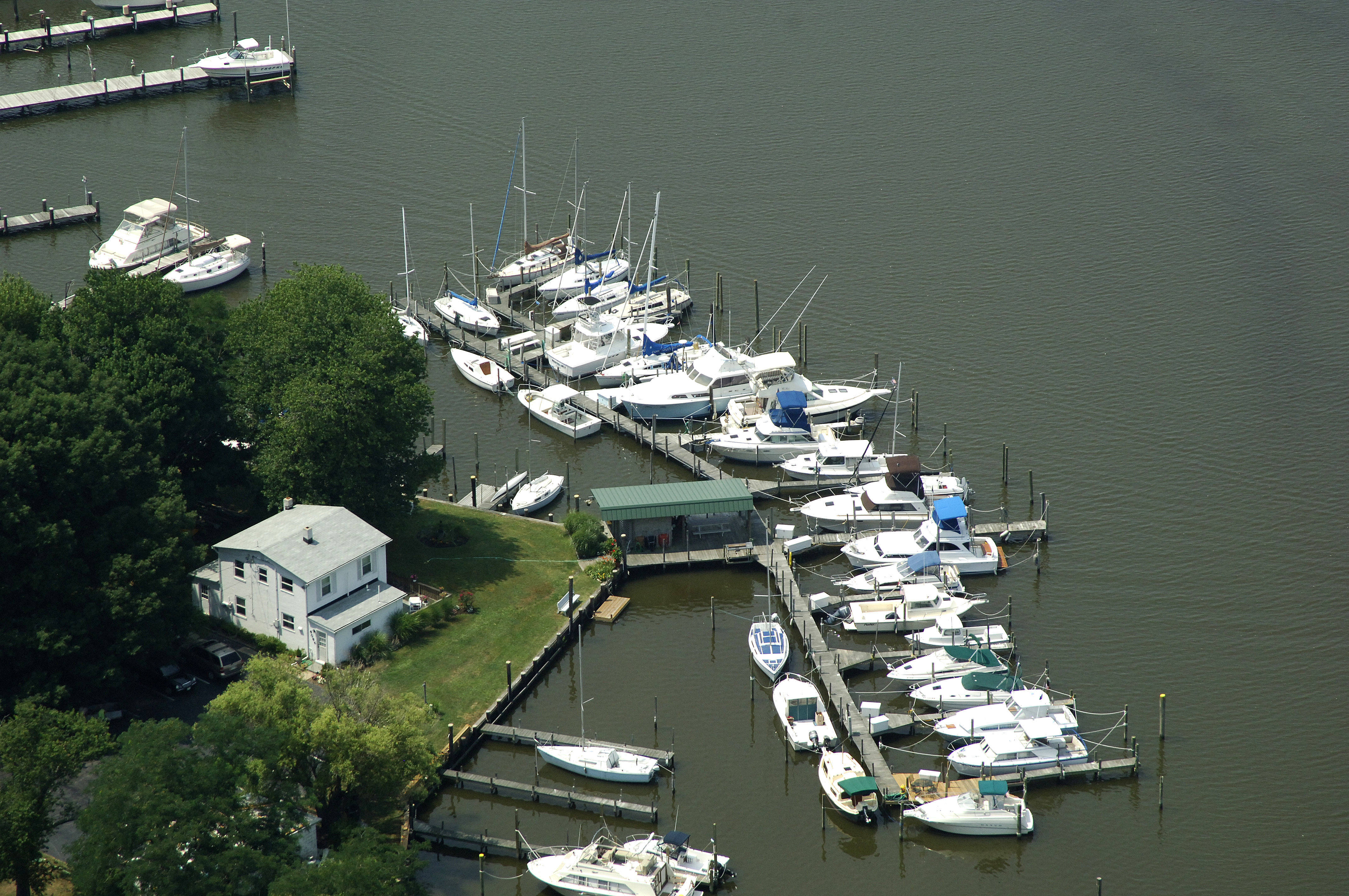 Hansel's Marina in Deale, MD, United States - Marina Reviews